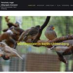 Hansifliegt – Tierschutz, Vogel Hilfsprojekt, Ehrenamt